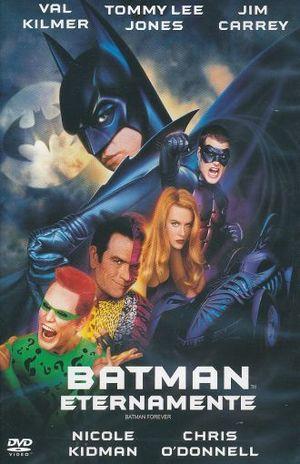 BATMAN ETERNAMENTE / DVD