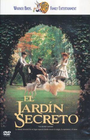 JARDIN SECRETO, EL / DVD