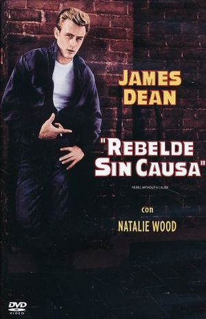 REBELDE SIN CAUSA / DVD