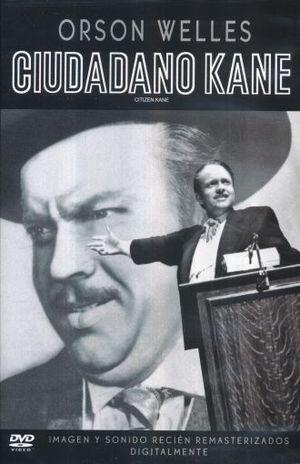CIUDADANO KANE / DVD