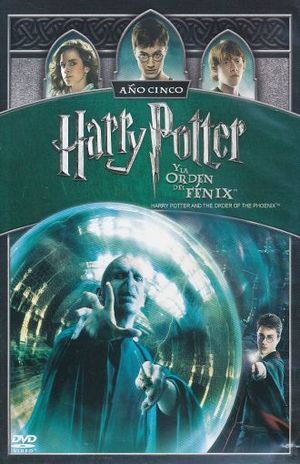 HARRY POTTER Y LA ORDEN DEL FENIX / DVD
