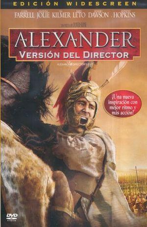 ALEXANDER. VERSION DEL DIRECTOR / DVD