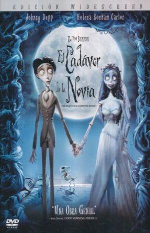 CADAVER DE LA NOVIA, EL / DVD