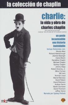 CHARLIE LA VIDA Y OBRA DE CHARLES CHAPLIN / DVD