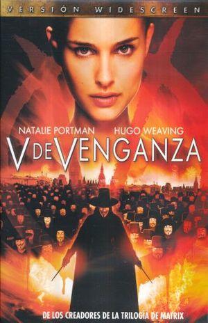 V DE VENGANZA / DVD