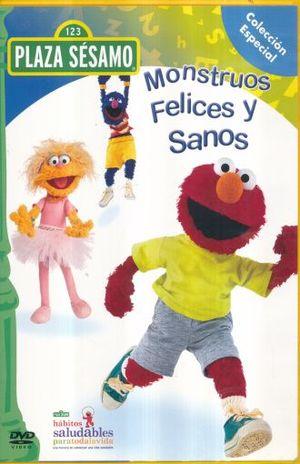 MONSTRUOS FELICES Y SANOS / PLAZA SESAMO / DVD