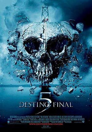 DESTINO FINAL 5 / DVD