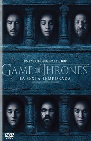 JUEGO DE TRONOS / TEMPORADA 6 / DVD