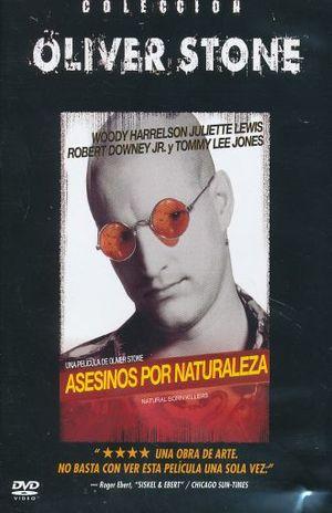 ASESINOS POR NATURALEZA / DVD