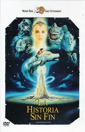 HISTORIA SIN FIN, LA / DVD