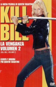 KILL BILL LA VENGANZA / VOLUMEN 2 / DVD