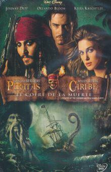 PIRATAS DEL CARIBE / EL COFRE DE LA MUERTE / DVD