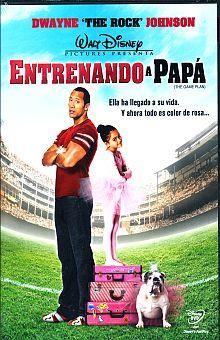 ENTRENANDO A PAPA / DVD