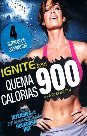 IGNITE 900. QUEMA CALORIAS