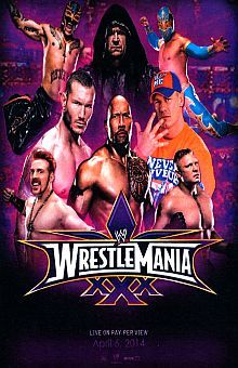 WWE WRESTLEMANIA XXX / DVD (INCLUYE 2 DVD)