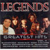 LEGENDS GREATEST HITS / VOL. II