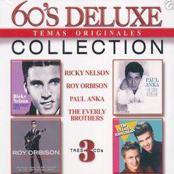 60S DELUXE COLLECTION. TEMAS ORIGINALES (3 CDS)