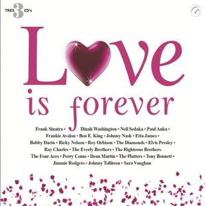 LOVE IS FOREVER / 3 CD