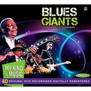 BLUES GIANT. THE ESSENTIAL SONGBOOK