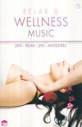 RELAX & WELLNESS MUSIC / 3 CDS