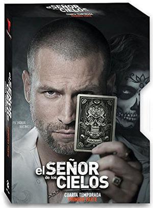 SEÑOR DE LOS CIELOS, EL / CUARTA TEMPORADA / PARTE 1 / DVD