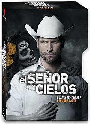 SEÑOR DE LOS CIELOS, EL / CUARTA TEMPORADA / PARTE 2 / DVD