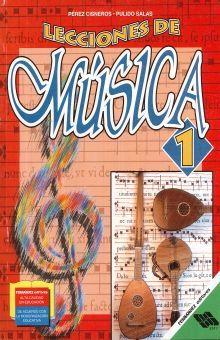 LECCIONES DE MUSICA 1. SECUNDARIA