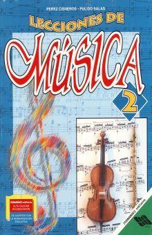 LECCIONES DE MUSICA 2. SECUNDARIA