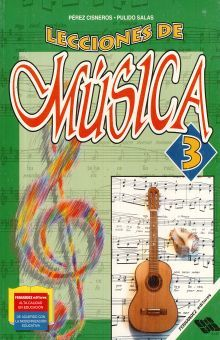 LECCIONES DE MUSICA 3. SECUNDARIA
