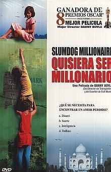 QUISIERA SER MILLONARIO / DVD