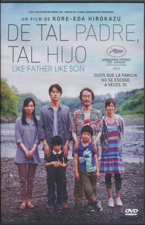 DE TAL PADRE TAL HIJO / DVD