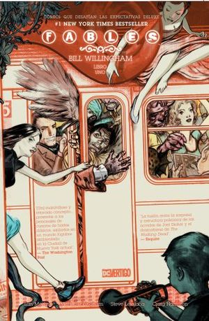 FABLES. BOOK ONE