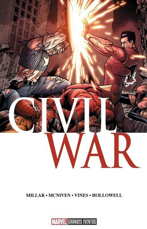 CIVIL WAR. A MARVEL COMICS EVENT