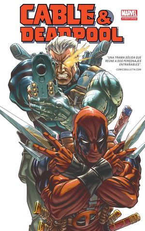 CABLE & DEADPOOL. MARVEL
