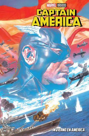 Captain America. Invierno en América