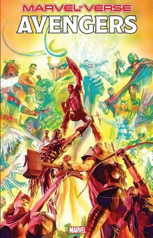 Avengers. Marvel-Verse / Historias que los hicieron leyenda
