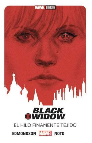 Black Widow. El hilo finamente tejido