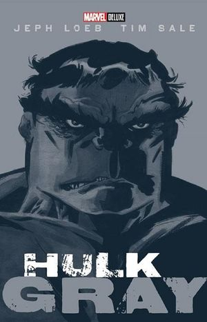 Hulk Gray / pd. (Deluxe Edition)