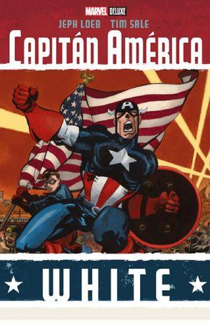 Capitan America: White / pd. (Deluxe edition)