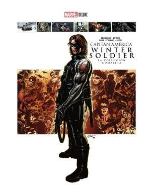 Capitán América. Winter Soldier (Colección completa / Deluxe edition)