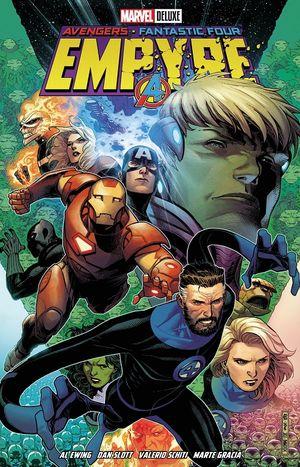Avengers / Fantastic Four: Empyre