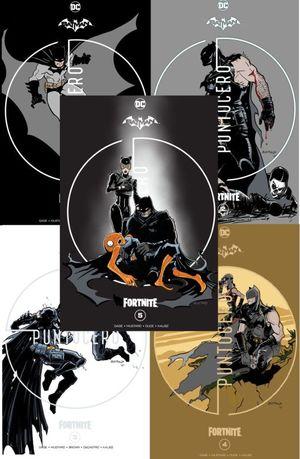 Batman / Fortnite. Punto Cero / Tomo 1, 2, 3, 4, 5 o 6 (venta individual)