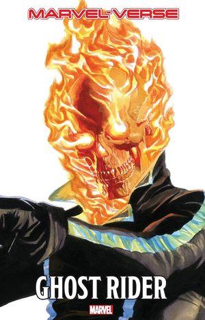 Marvel verse: Ghost Rider