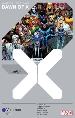 X-Men: Dawn Of X #4
