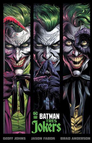 Batman: Tres Jokers / Deluxe Edition