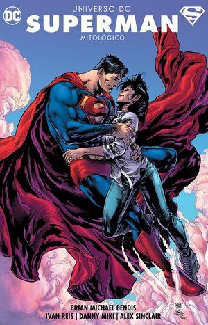 Universo DC. Superman Mitológico