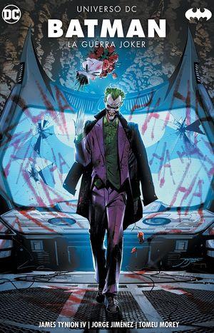 Batman: La guerra Joker