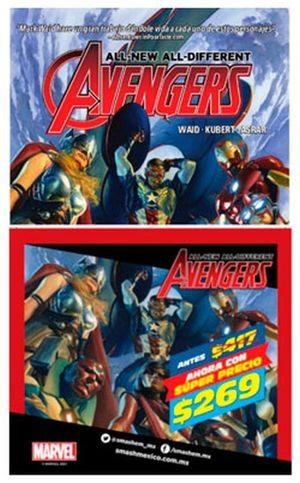 All Different Avengers (Saga completa)