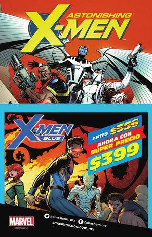 Marvel X-Men Blue (Deluxe Edition Pack)