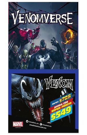 Marvel Venom / Venomverse (Deluxe Edition Pack)
